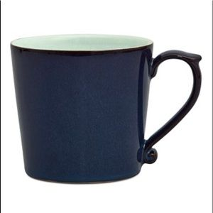 NEW set of 2 Denby Peveril Mugs